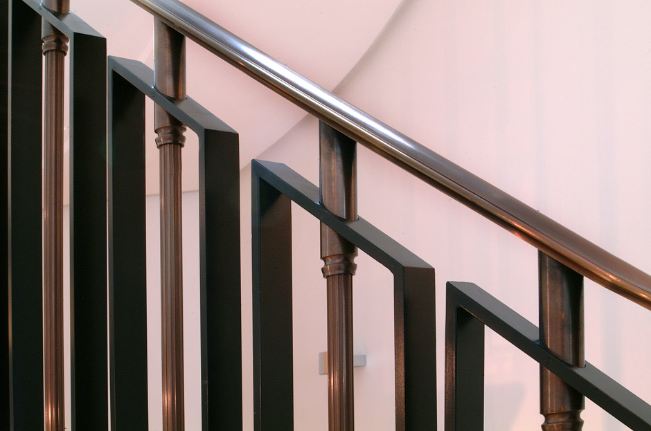 Metal Craftsmen Handrail And Balustrades